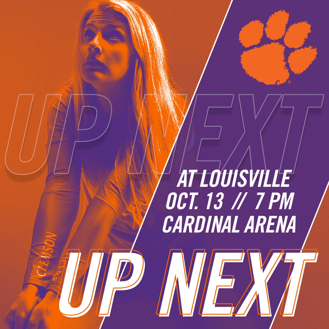 Volleyball Set to Travel to Louisville, Notre Dame