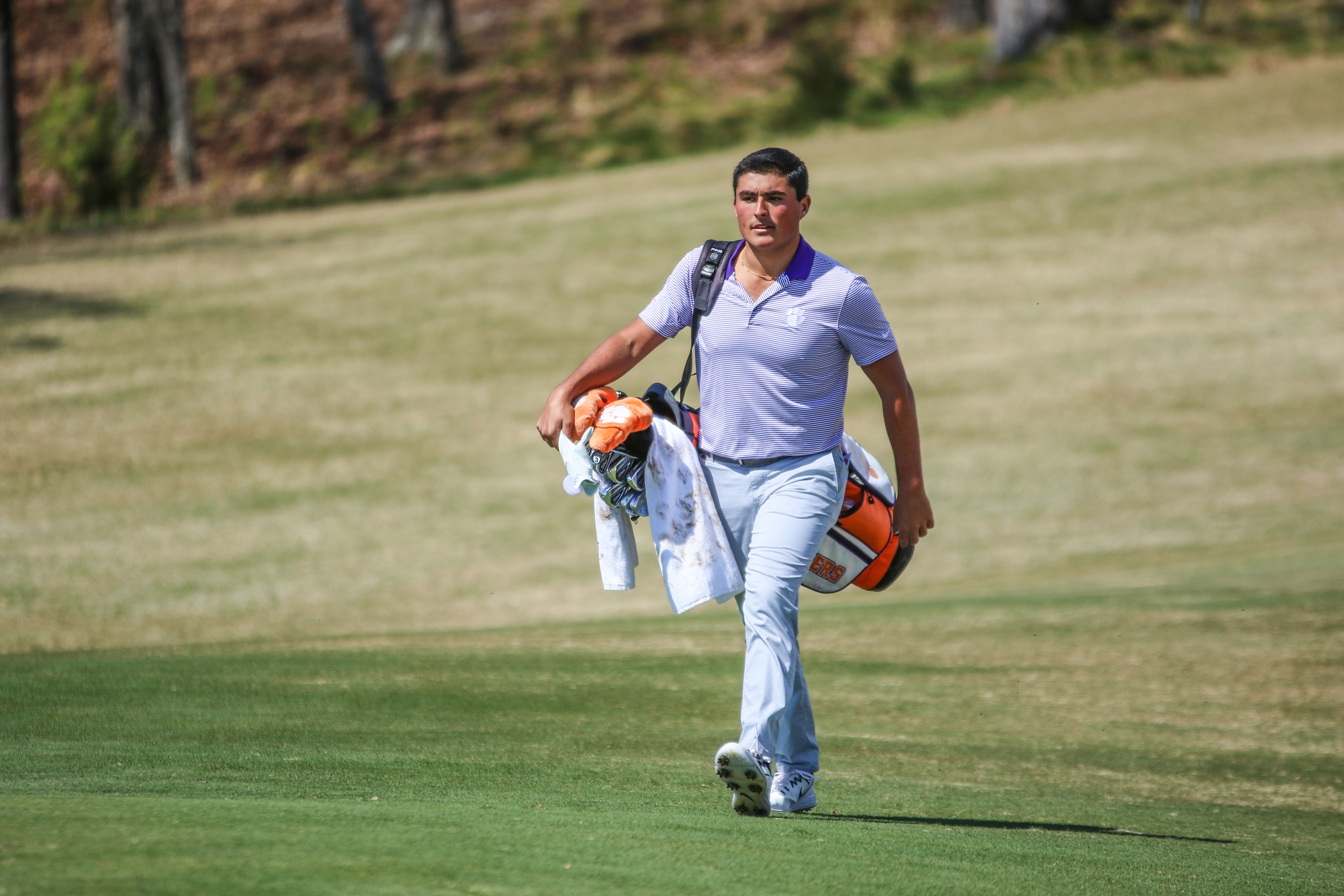 Nimmer Named ACC Golfer of the Month