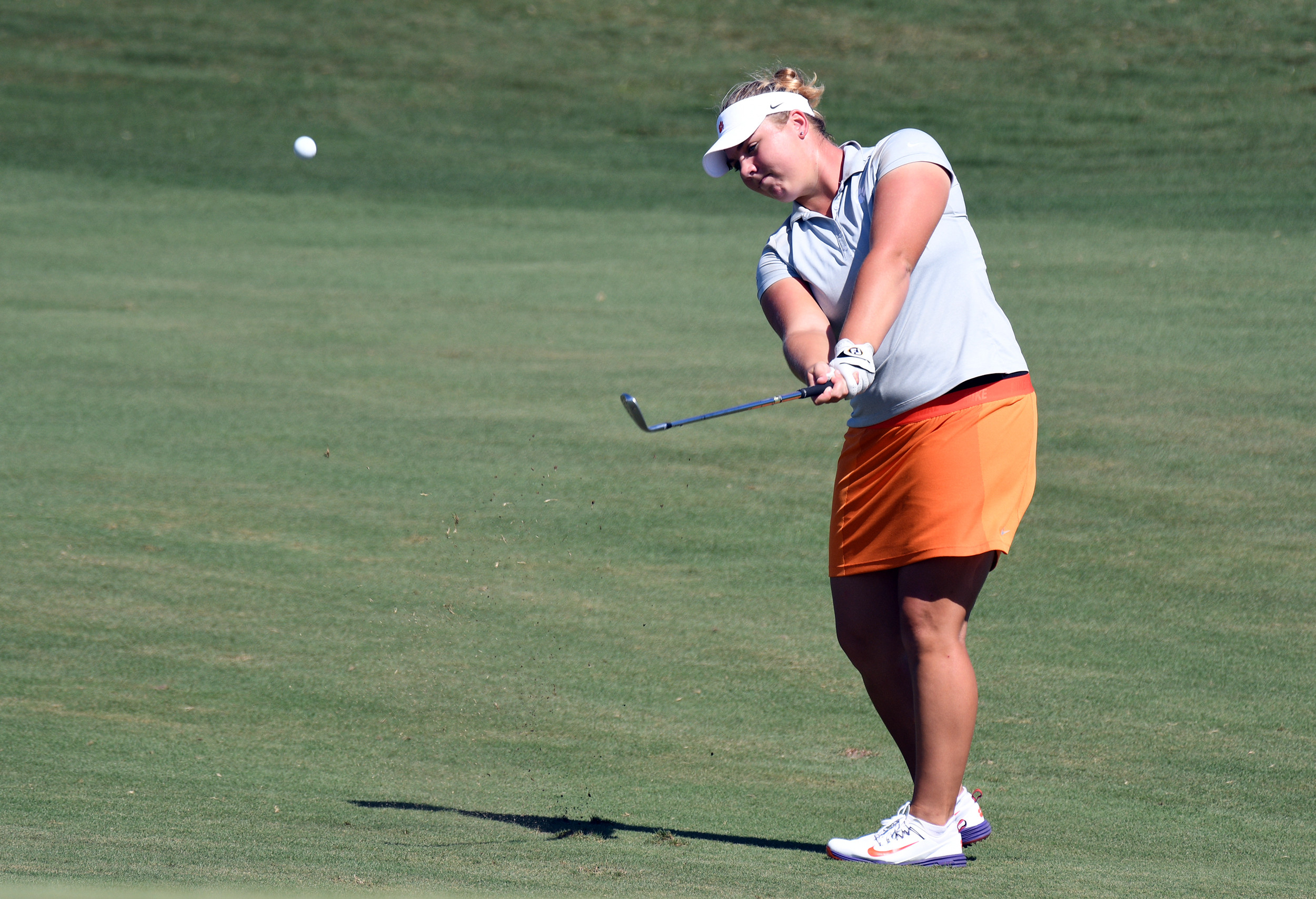 Clemson in Third Place at Betsy Rawls Longhorn Invitational