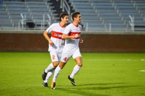 Clemson Men's Soccer || Gardner-Webb Highlights
