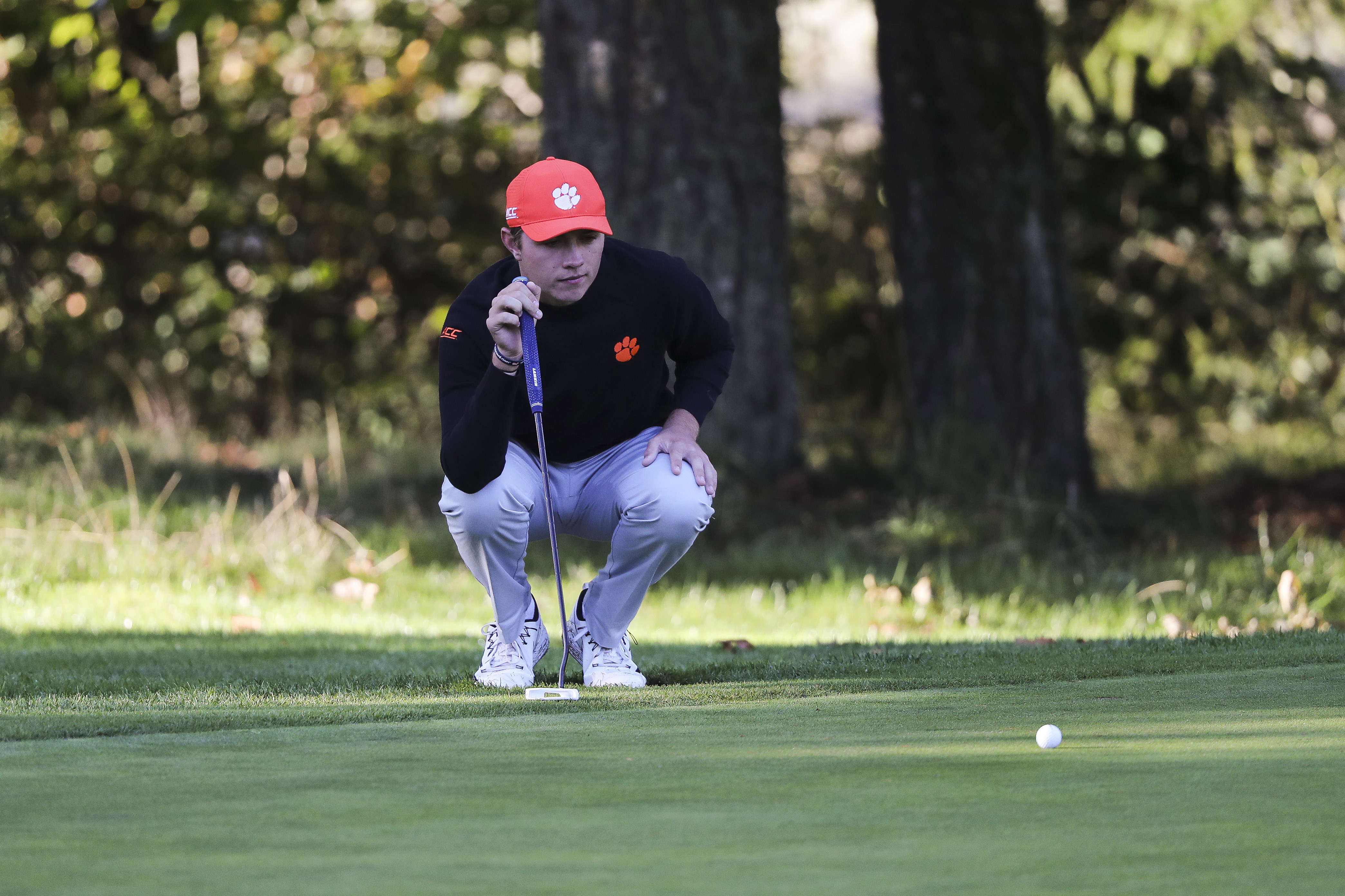 Clemson 12th after first round of Golf Club of Georgia Collegiate