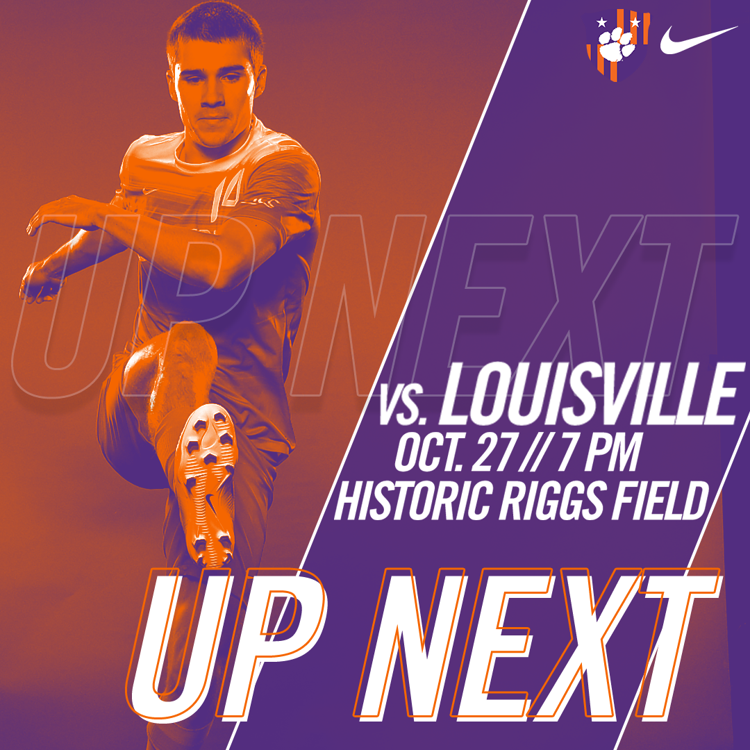 No. 4 Clemson Hosts No. 11 Louisville Regular Season Finale
