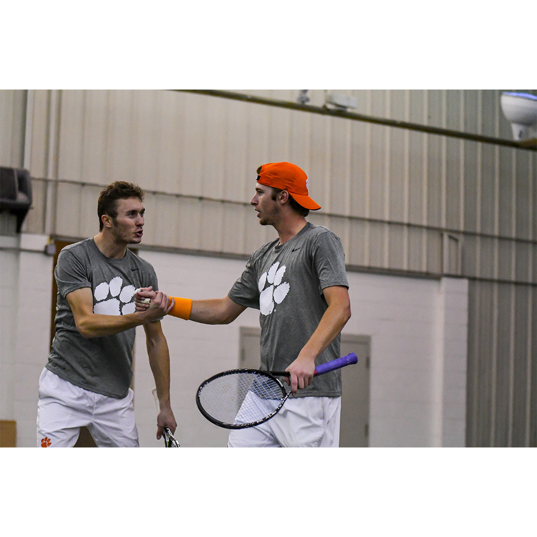 Clemson Continues Fall Season at Tulsa and Belton