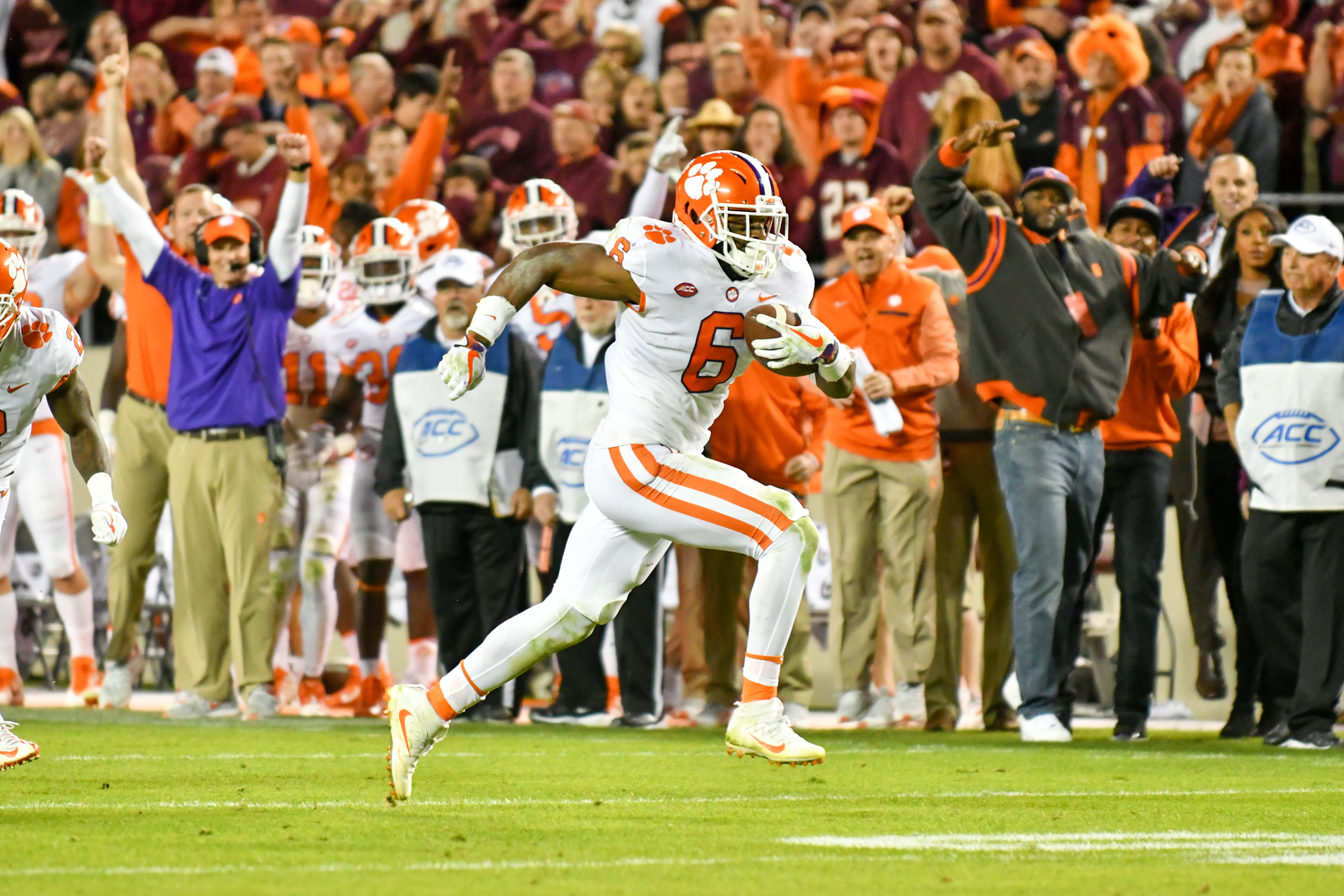 Tigers Remain No. 4 in College Football Playoff Poll