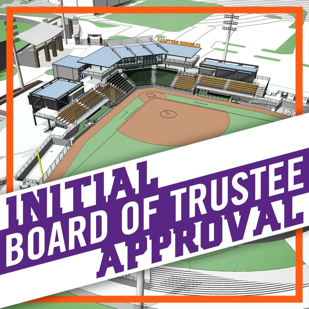 Softball Stadium Receives Initial Construction Approval