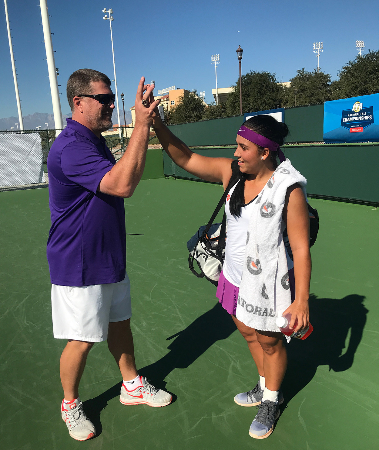 Leduc Opens 2017 Oracle ITA National Fall Championships with a Win