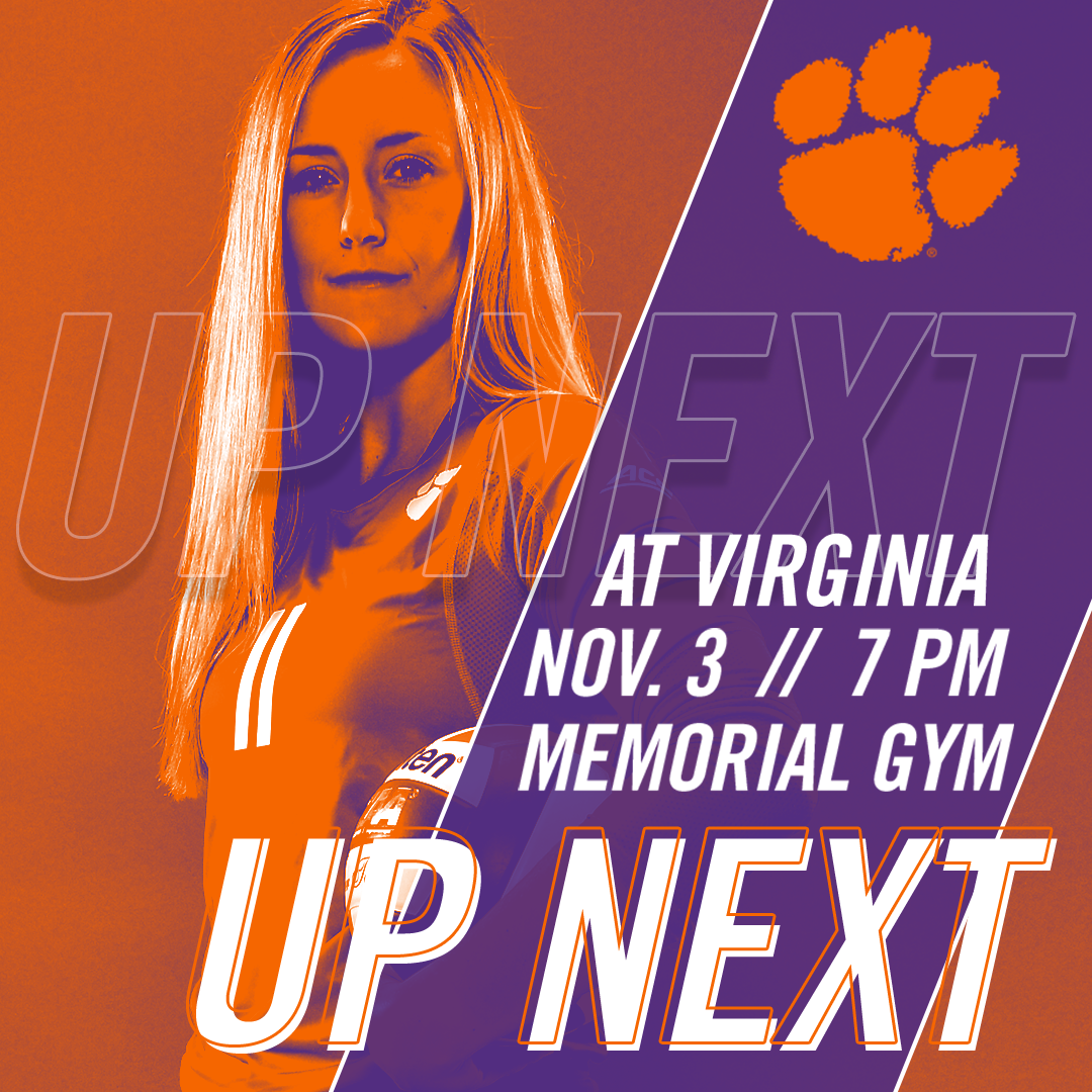 Volleyball Travels to Virginia, Virginia Tech This Weekend