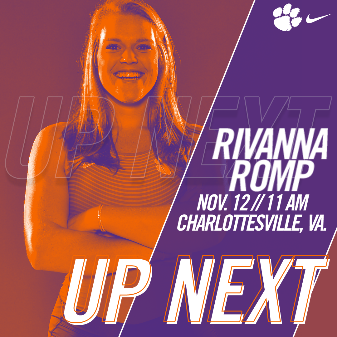 Tigers To Conclude Fall Competition at Rivanna Romp
