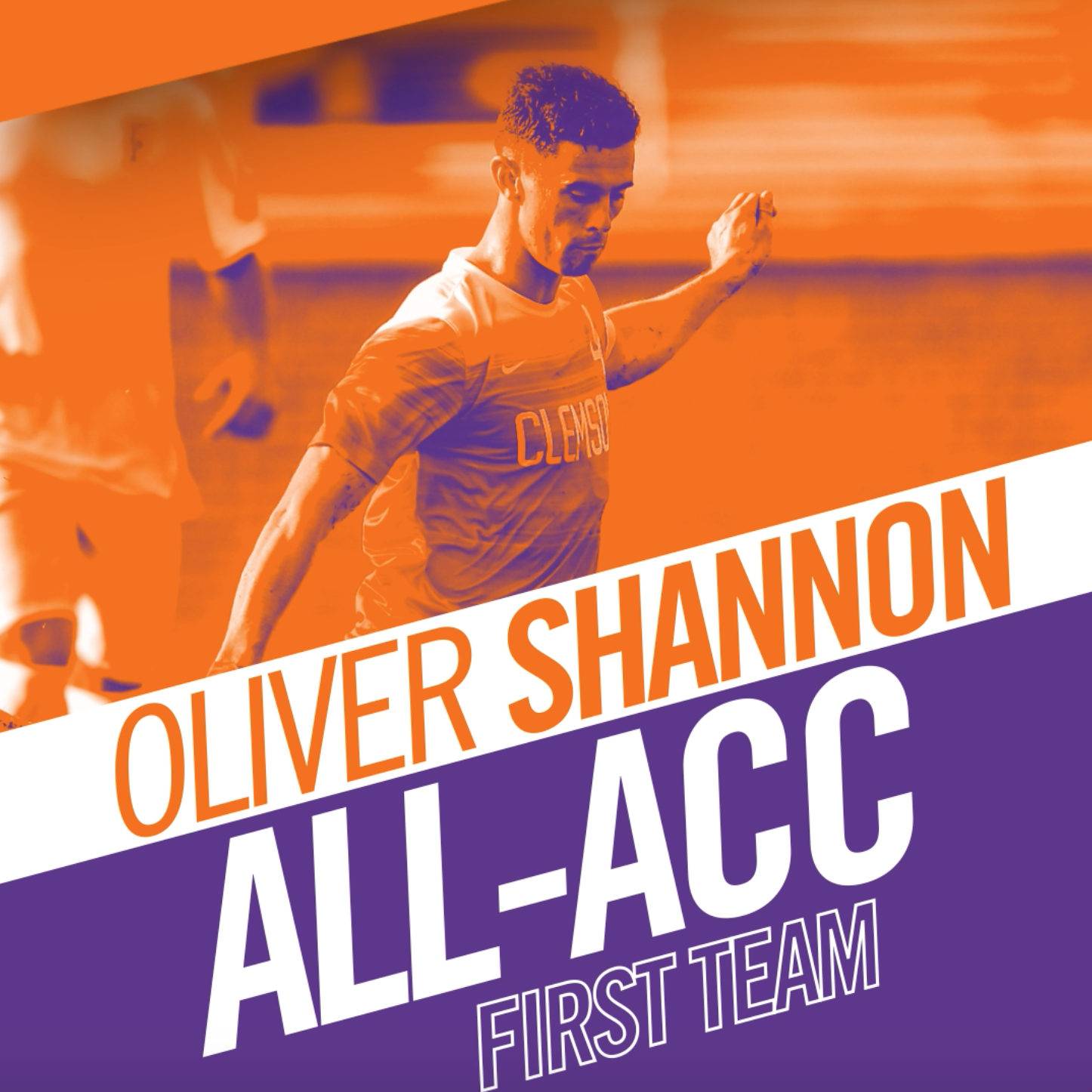 Shannon, Campos and Robinson Earn All-ACC Honors