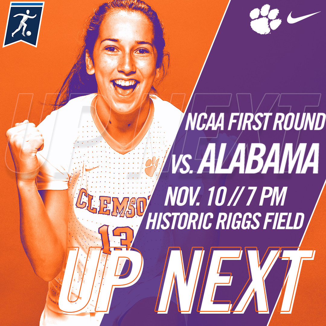 Tigers Hosts Crimson Tide in NCAA First Round Friday
