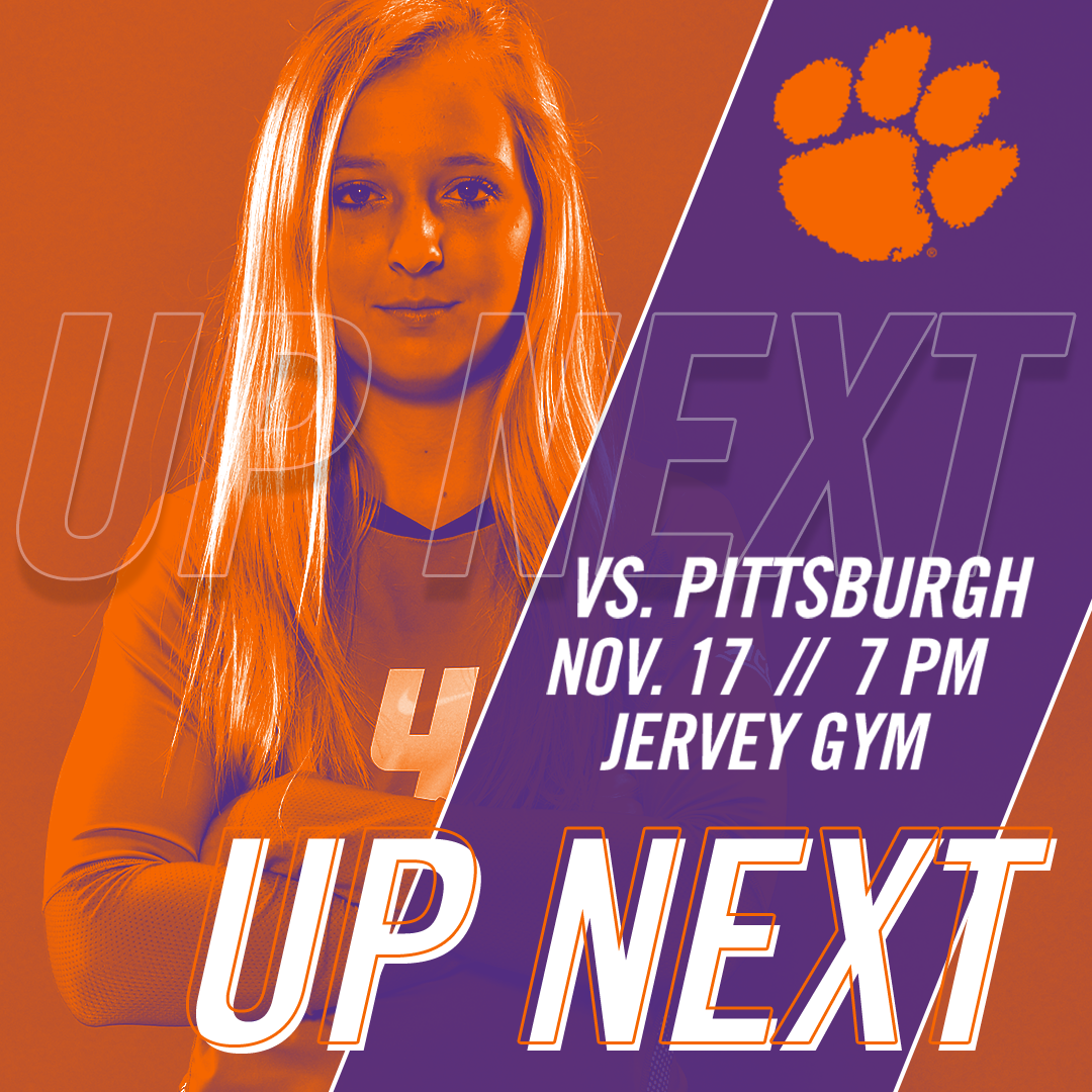 Volleyball Hosts First-Place Pittsburgh Friday