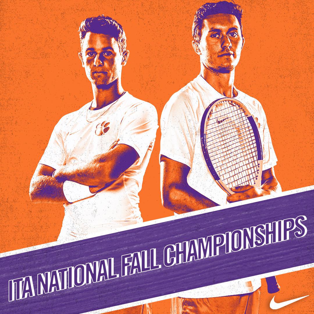 Favrot and Baudry Begin Play at Oracle ITA Fall National Championship