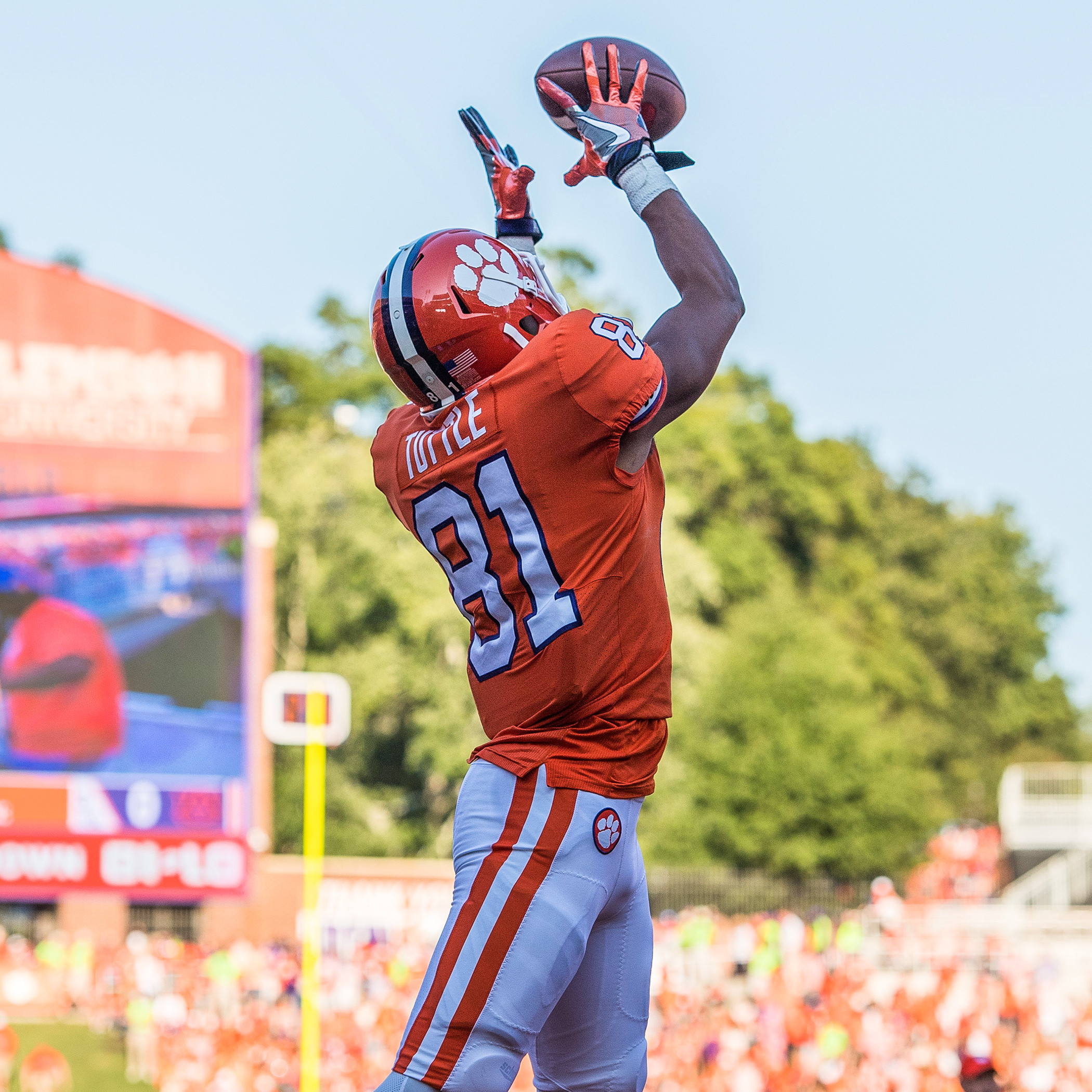 Why I Wear Clemson Tigers Official Athletics Site