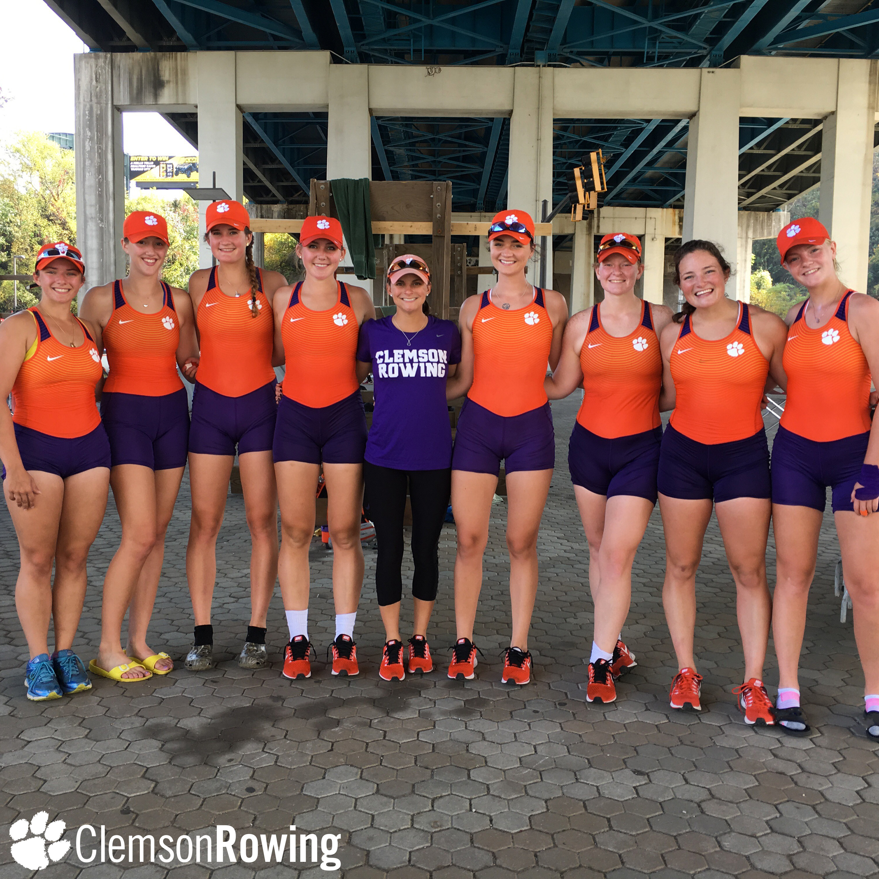 Clemson Wraps Up Hooch with Trophy