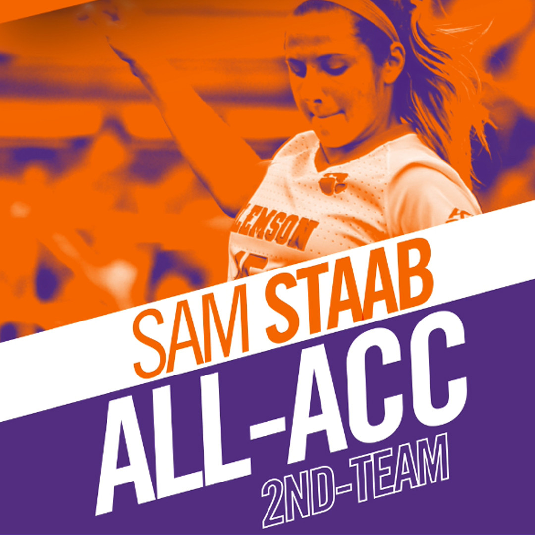 Staab & Speckmaier Earn All-ACC Honors