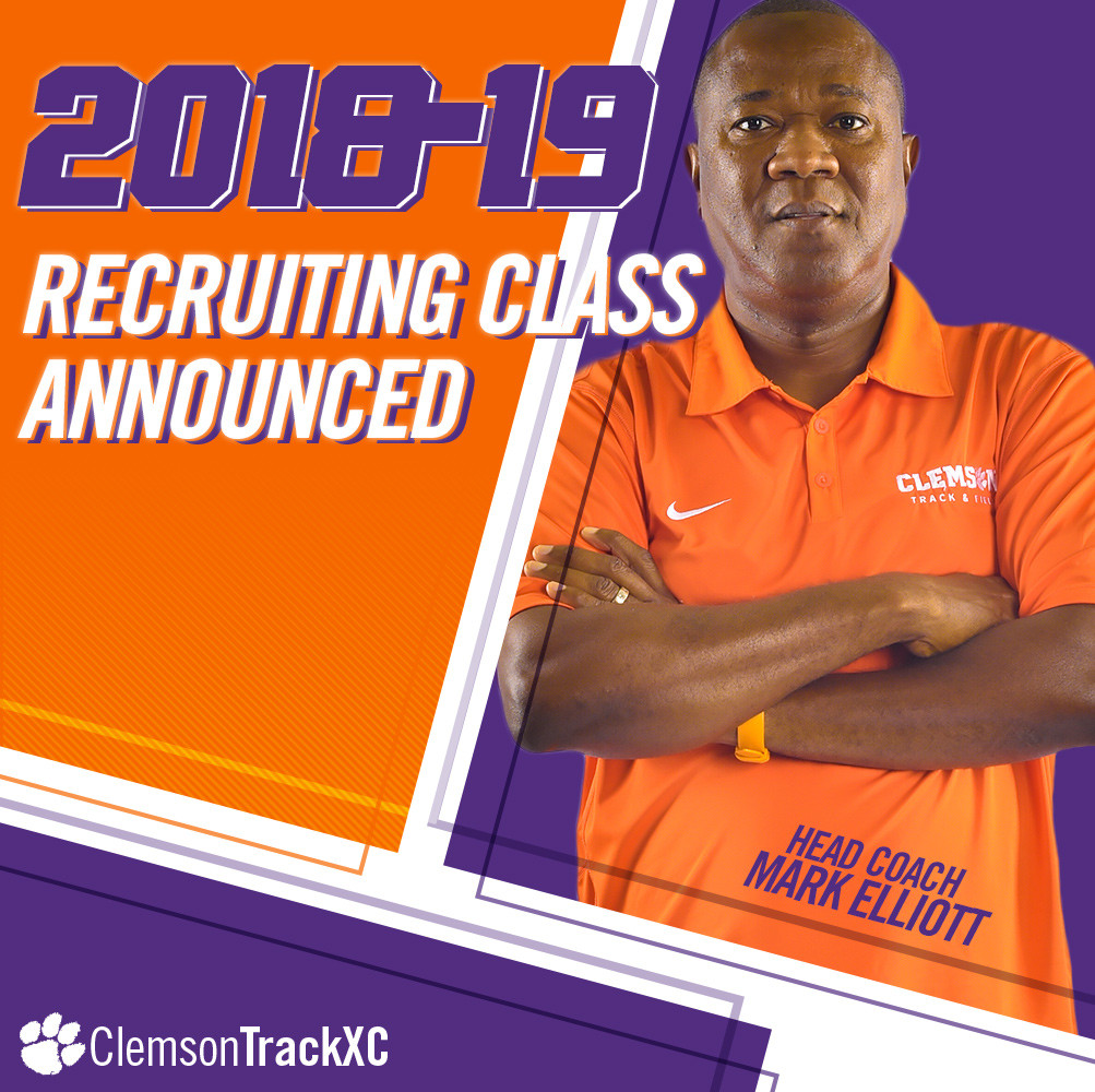 Track & Field Announces Class of 2018-19
