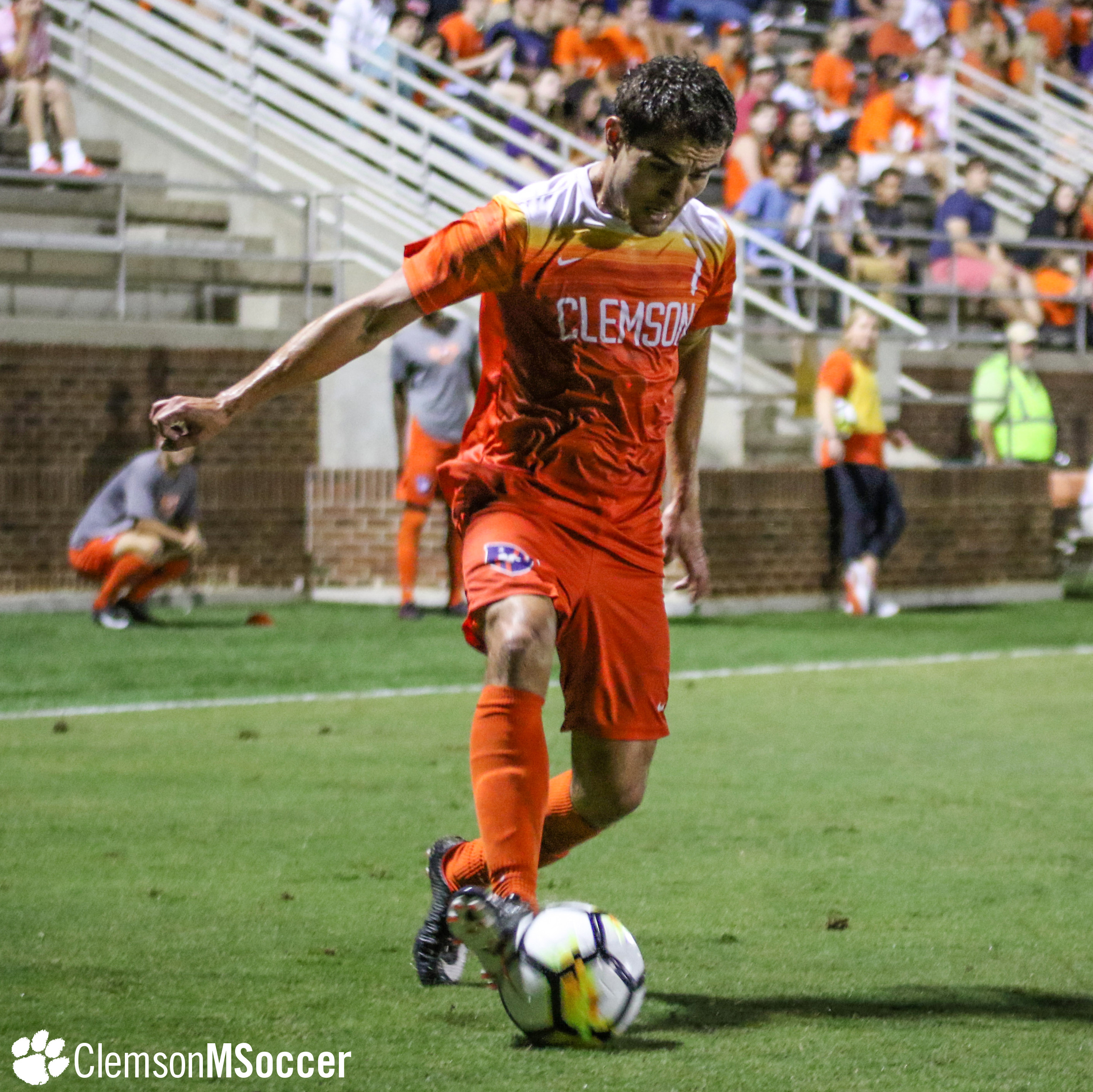 No. 5 Clemson Falls to No. 1 Wake Forest in ACC Semifinals