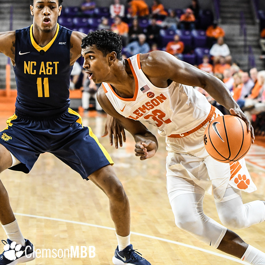 Tigers Overpower Aggies in 87-63 Rout