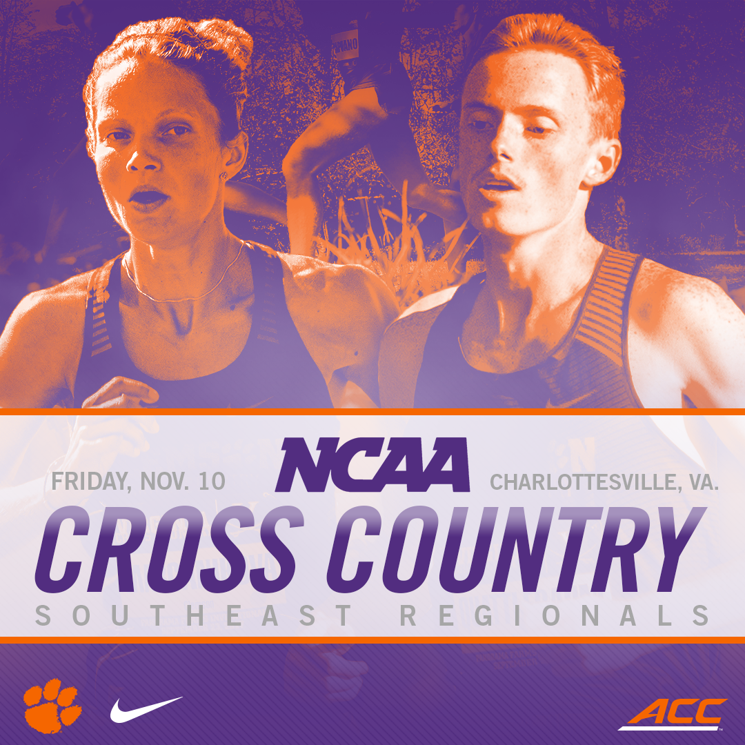 Cross Country Set For NCAA Southeast Regionals Friday