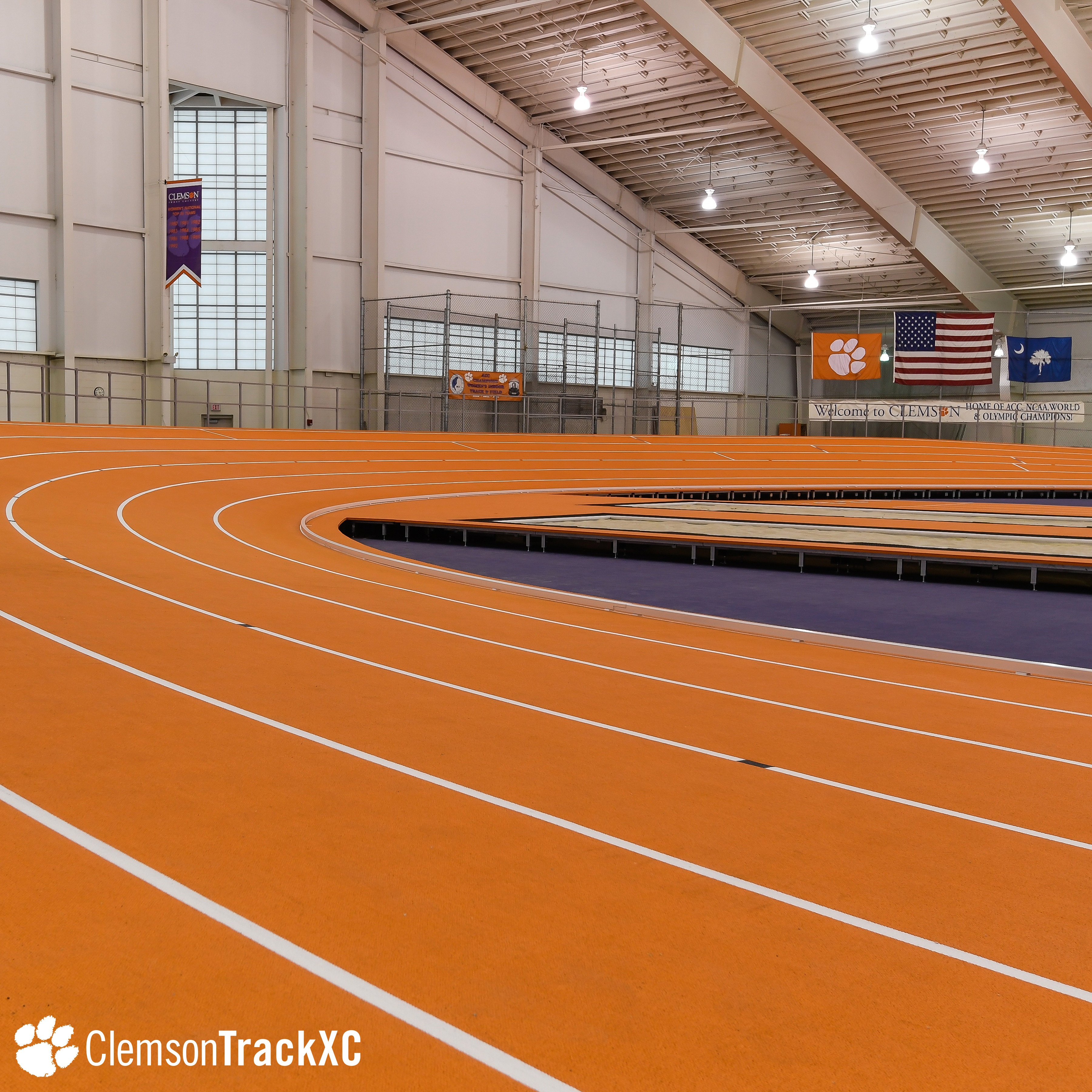 Clemson Honored by American Sports Builders Association