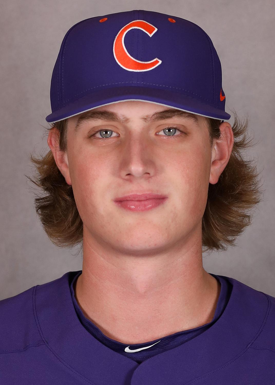 Holt Jones - Baseball - Clemson University Athletics