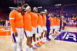Clemson Women's Basketball || Prairie View A&M Highlights, 12/8/17