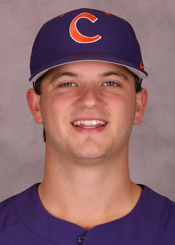 Carson Spiers - Baseball - Clemson University Athletics