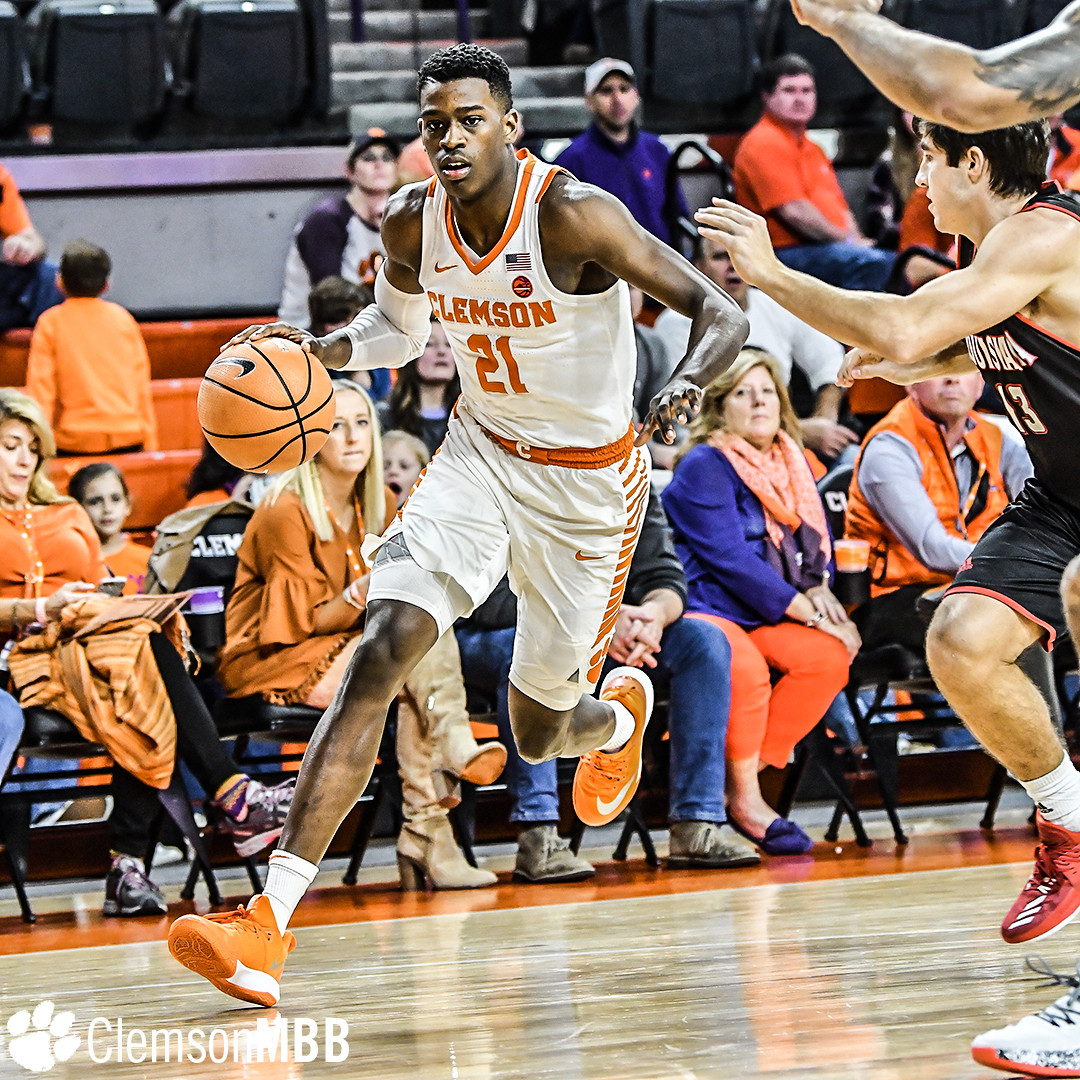 MBB Opens ACC Play vs. NC State