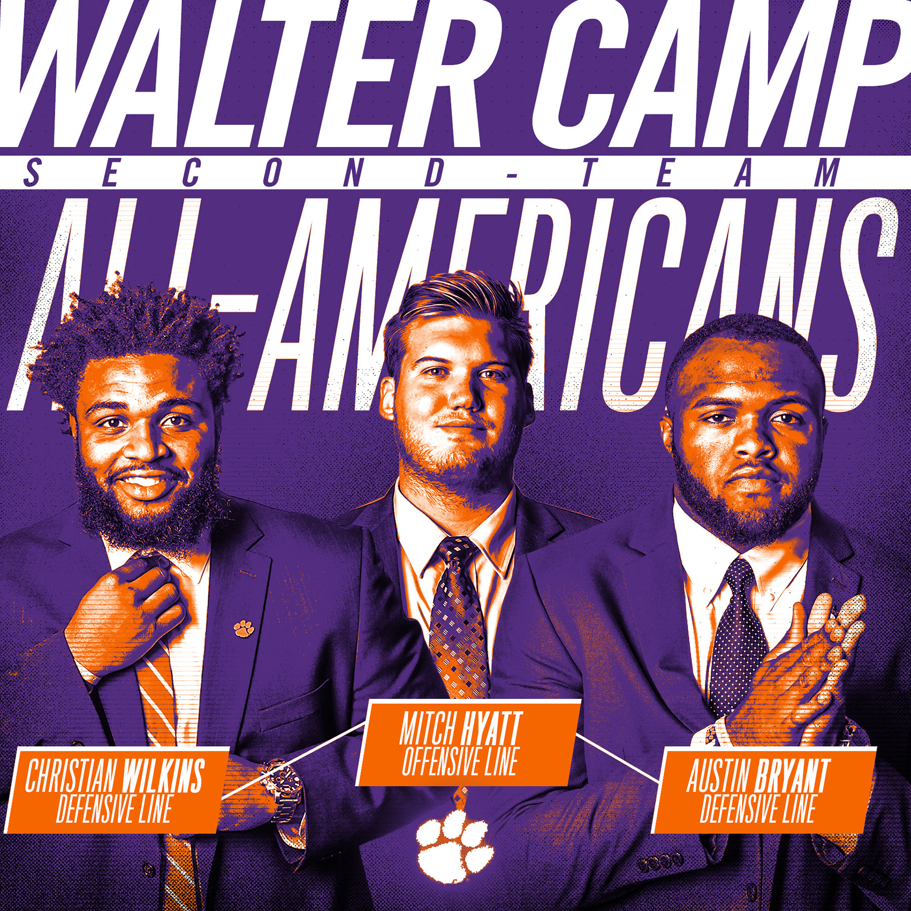 Three Named WC All-Americans