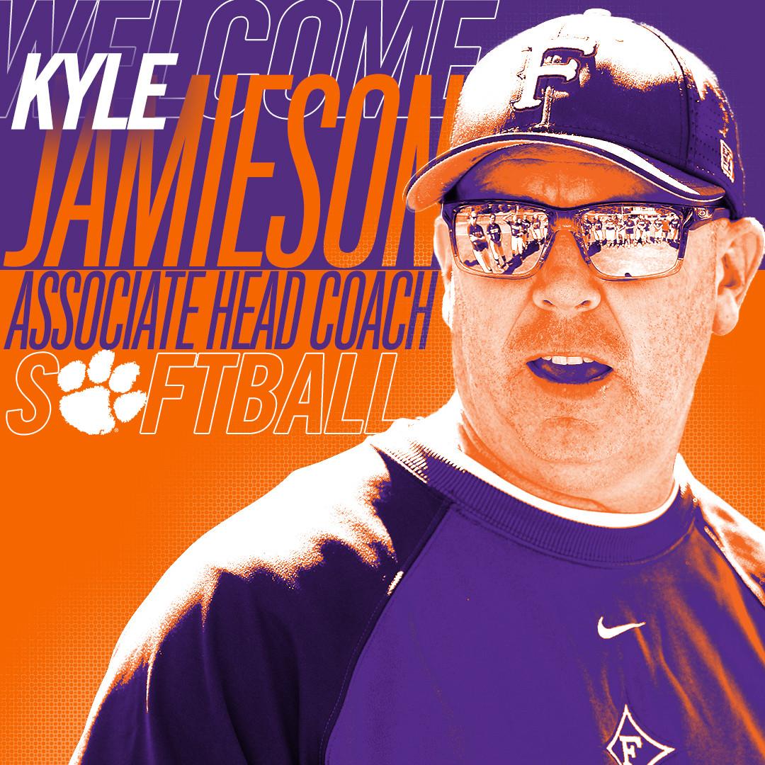 Jamieson Joins Softball Staff as Associate Head Coach