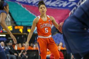 Clemson Women's Basketball || Clemson-BC Highlights, 1/18/18