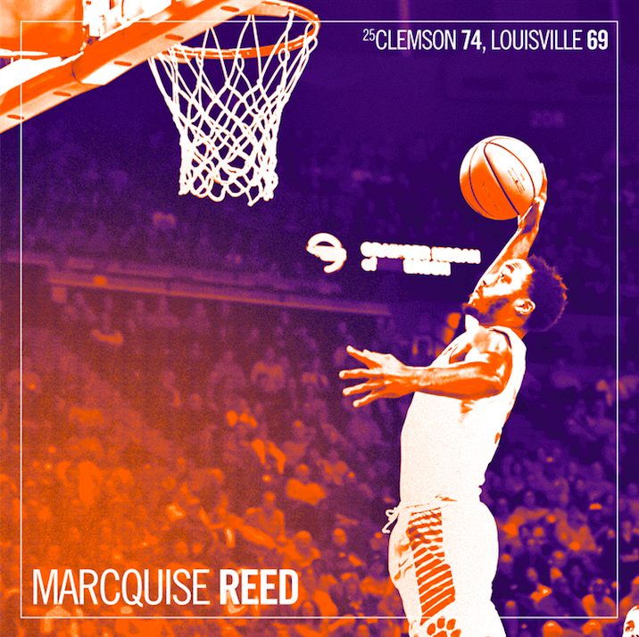 No. 25 Tigers Prevail in OT over Louisville, 74-69