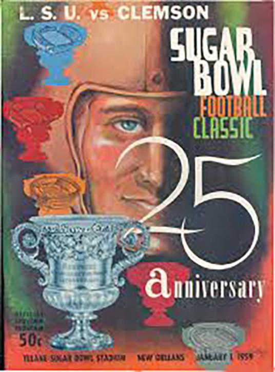 The 1959 Sugar Bowl Tigers