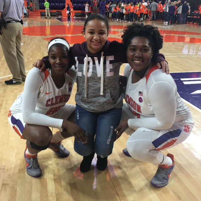 FEATURE: Tigers Making a Major Impact in the Clemson Community