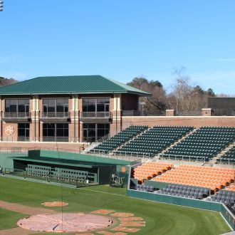 Clemson Baseball Player Facility