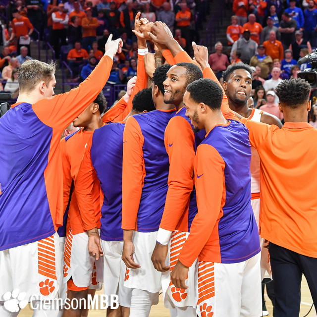 MBB Earns No. 4 Seed at ACC Tournament