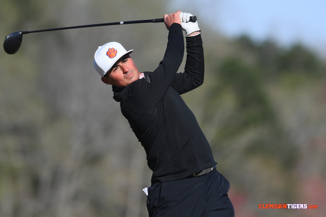 Tigers, Pettit Finish Second at Clemson Invitational
