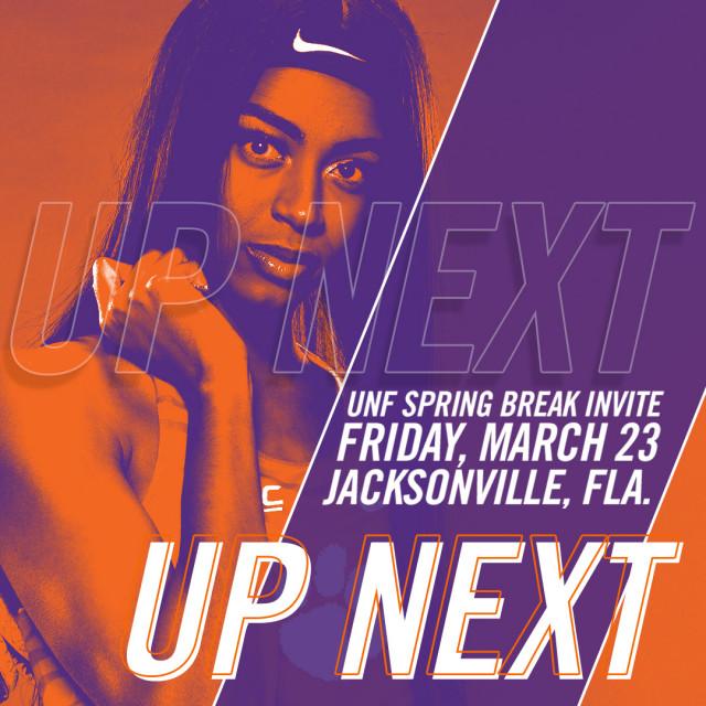 Clemson Set for UNF Spring Break Invite Friday