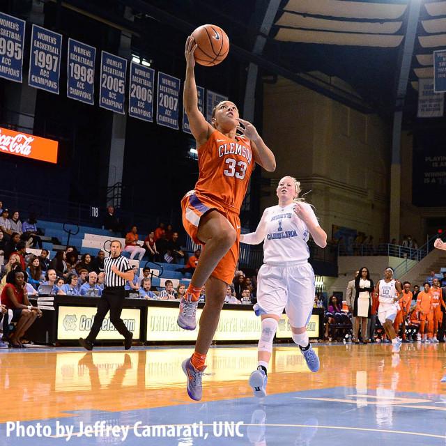 Tigers' Comeback Effort Falls Short at North Carolina Thursday