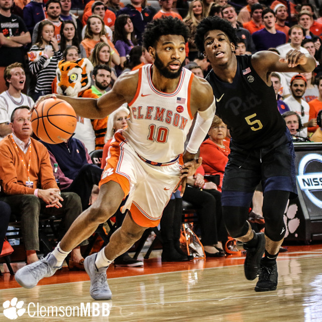 No. 16 Tigers Dismantle Pittsburgh, 72-48