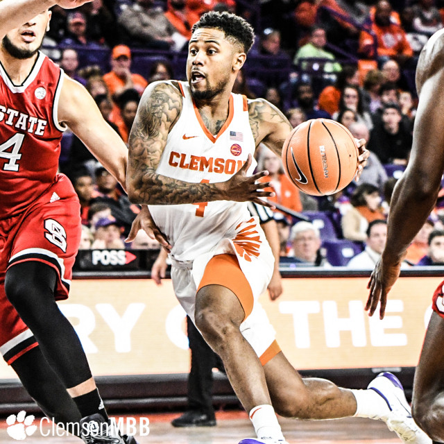 No. 25 Tigers Travel to BC
