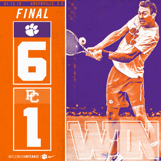 Tigers Open Season with Win Over Presbyterian