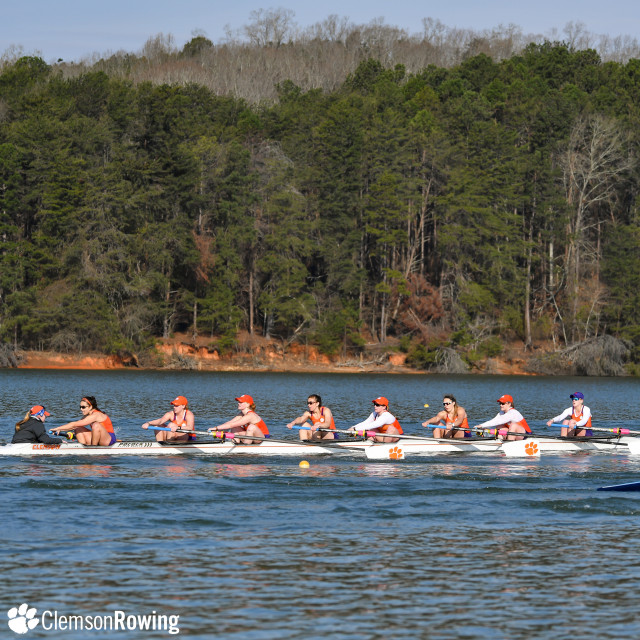 Clemson Completes Day One of Cardinal Invite
