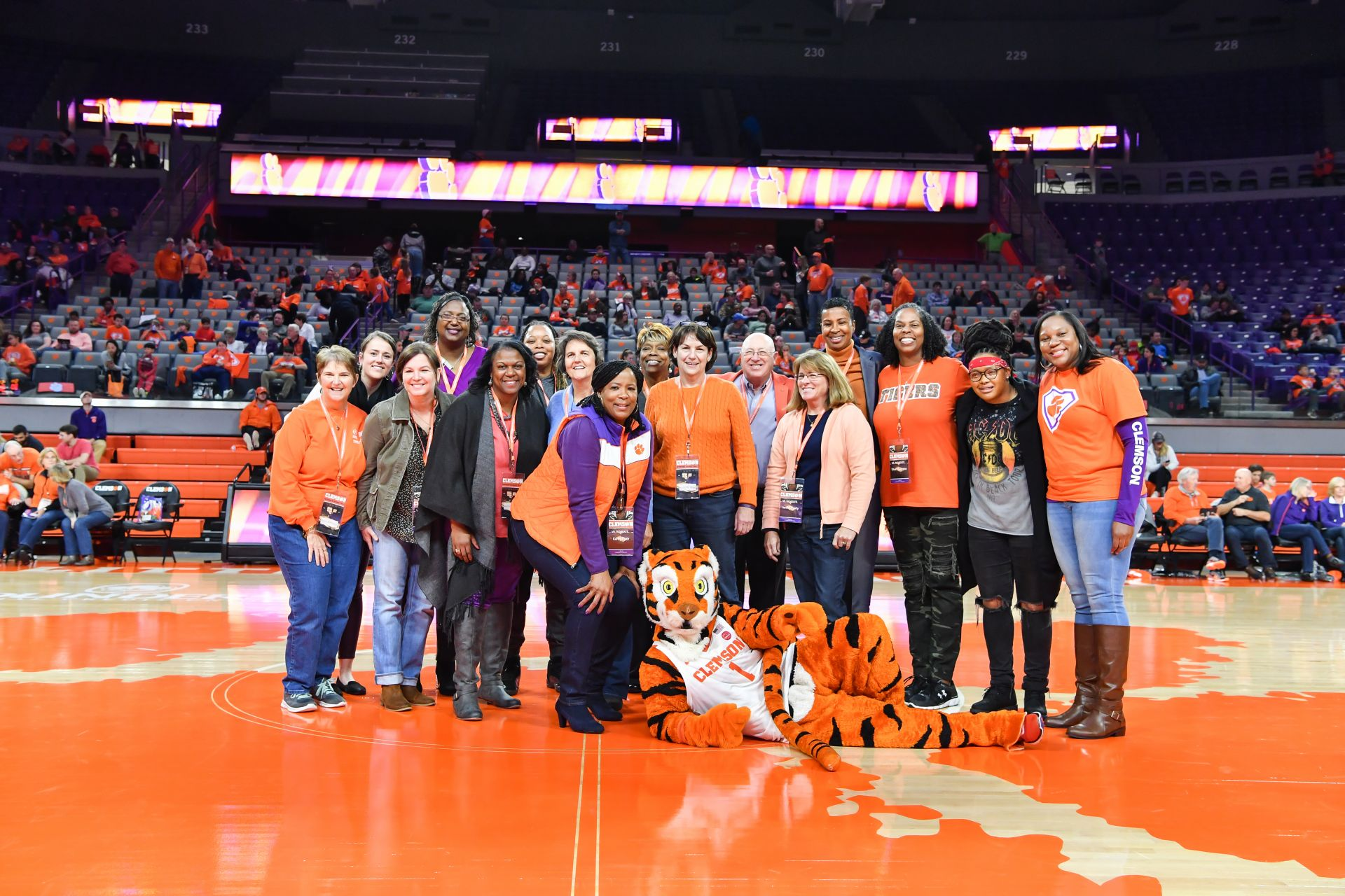 """ACC Honors Clemson Athletics as """"Game Changers"""""""