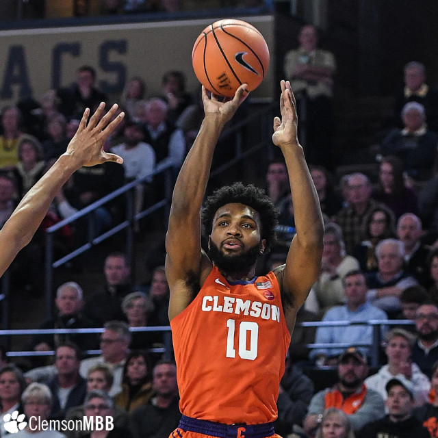 No. 20 Tigers Earn Road Win at Wake Forest