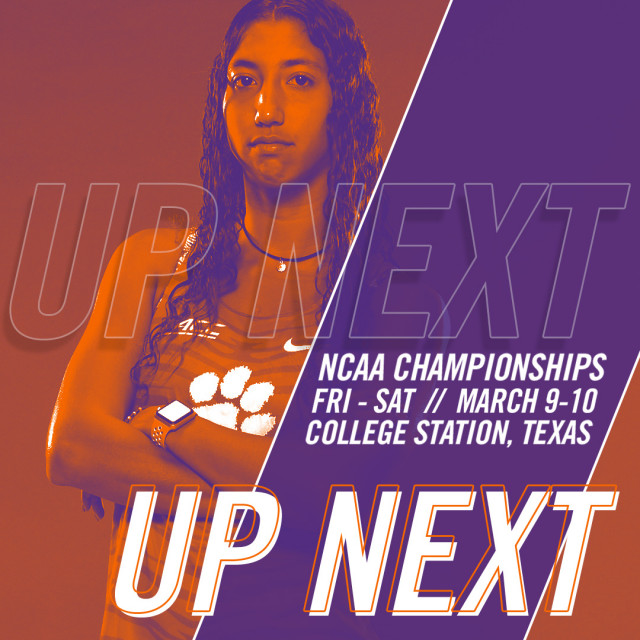 Track & Field Set for NCAA's Friday & Saturday