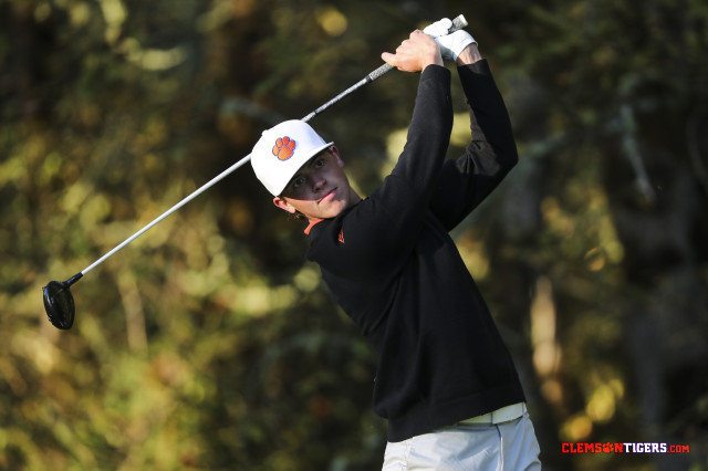 Clemson Third Place Entering Final Round at Bandon Dunes