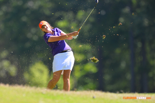 Clemson Finishes Ninth at Bryan National Collegiate