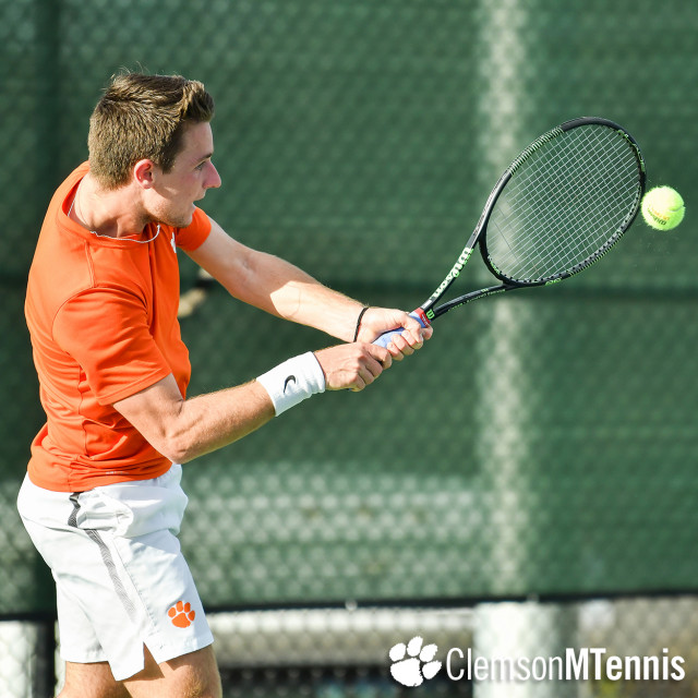 Clemson Edged by Virginia Sunday in Greenville