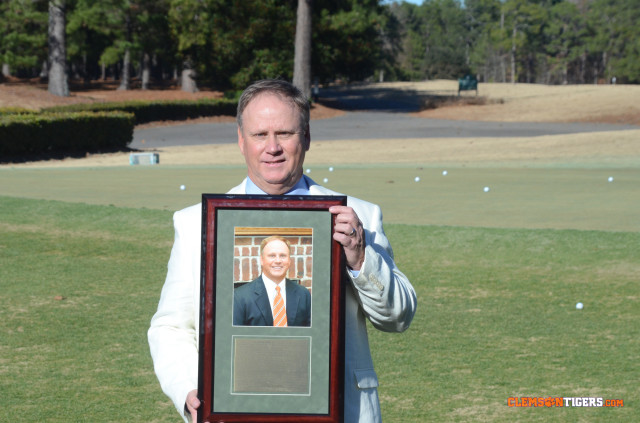Pruitt Inducted into South Carolina Golf Hall of Fame